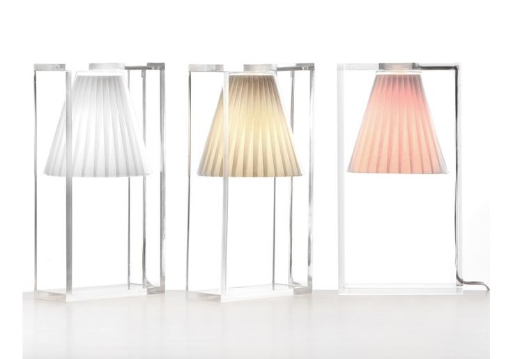 Light-Air, la nouvelle petite lampe de Kartell - http://www.madeindesign.com/prod-lampe-de-table-light-air-kartell-ref9110-be.html