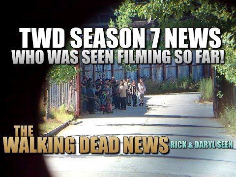 The Walking Dead - SEASON 7 OPENING EDIT - Negan Kills Glenn - YouTube