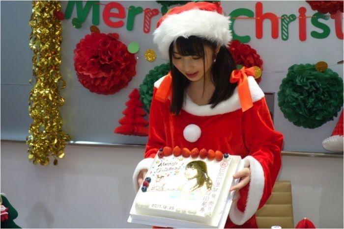 """(画像5/5)乃木坂46与田祐希""""自前""""サンタコス姿 クリスマスはどう過ごした?"""