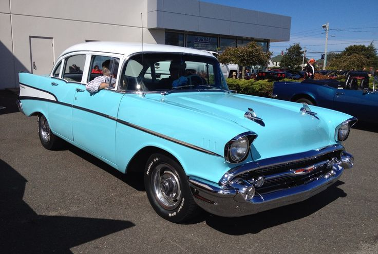 320 Best Images About 57 Chevy On Pinterest Cars Limo