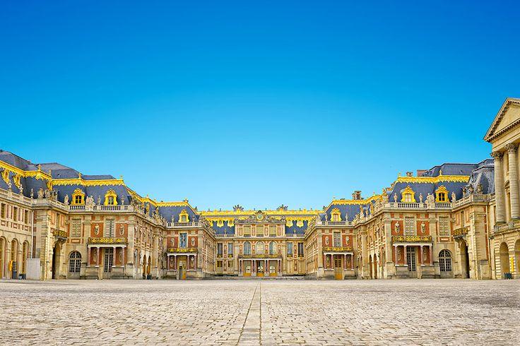 Slottet i Versailles, Frankrike #versailles #slott #castle #frankrike #france