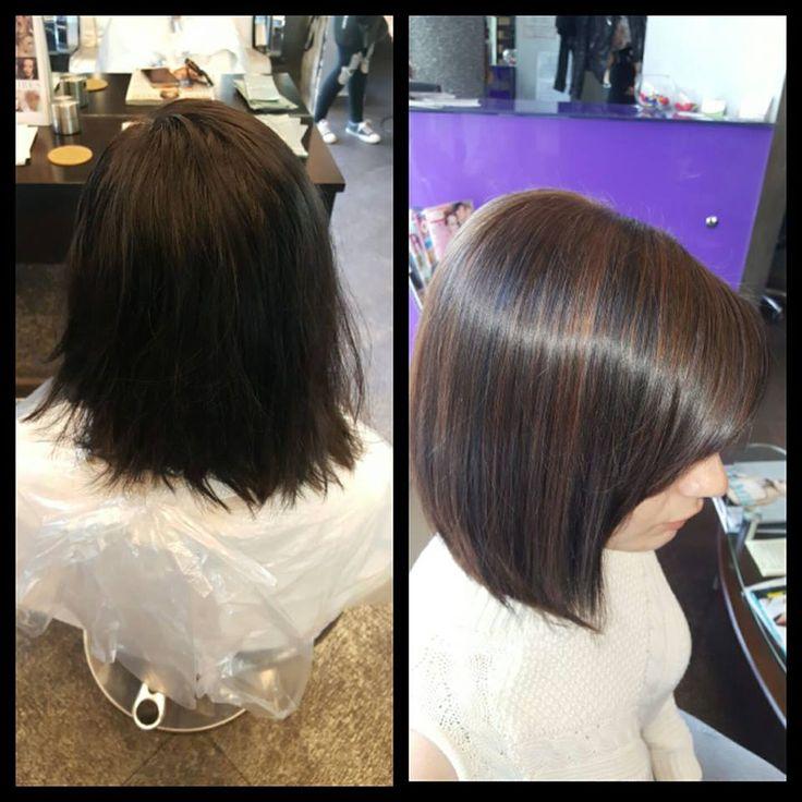 Color prepare - Προετοιμασία Χρώματος  Πριν από κάθε τεχνική εργασία προετοιμάστε τα μαλλιά με Malibu c για καλύτερα αποτελέσματα... #colorprepare #malibuc #oiepikefalis #loreal #colorchange #highlights