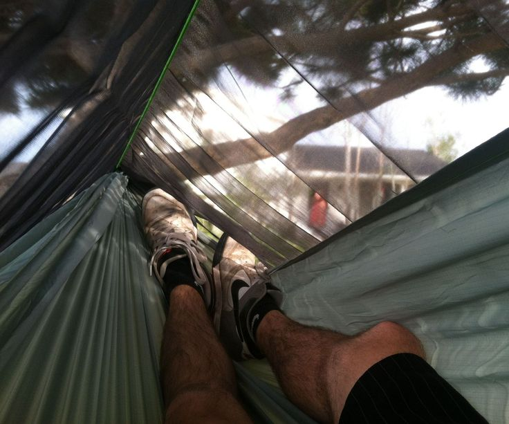 I recently got into hammock camping about a year ago when I made my own hammock and wanted a bug net to go along with the hammock. I quickly discovered that the n...