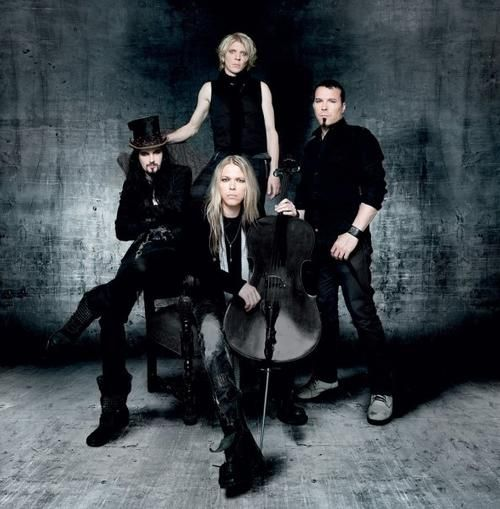 Apocalyptica ~ my favorite band