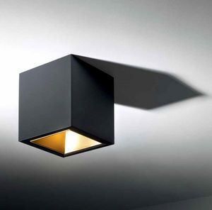 square LED downlight (surface mounted) BOXY L+ DELTA LIGHT