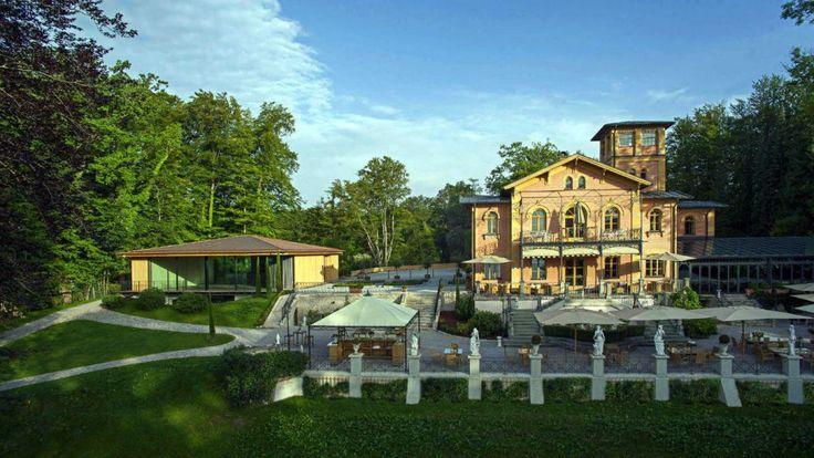 Hotels für die Hochzeit - Hotel La Villa am Starnberger See. Preise, Fotos, Meinungen, Anfahrt, Telefon