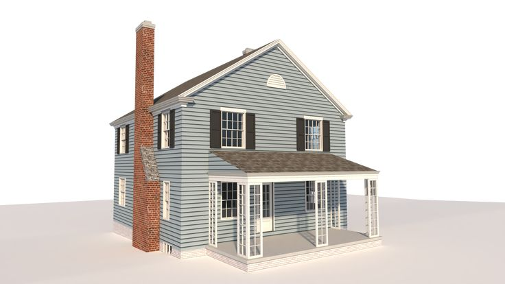 Build your own 1680 sqft 2 story farm house diy plans fun to build