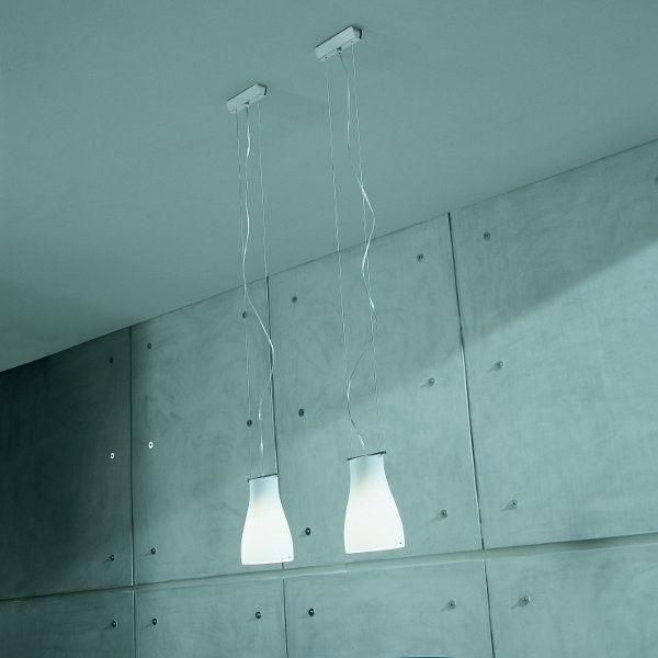 De Majo Bell S0 pendant light, Francesco Dei Rossi