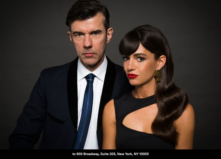 Stefan Sagmeister & Jessica Walsh of Sagmeister and Walsh (I Love These Designers)
