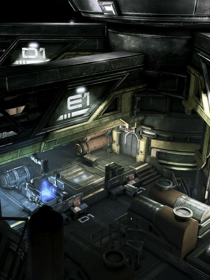 17 images about futuristic interior design on pinterest for Cyberpunk interior design