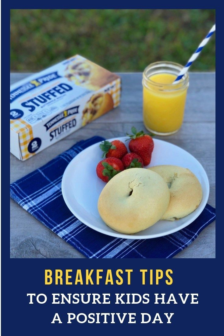 Breakfast Tips To Ensure Kids Have A Positive Day Food And Drink