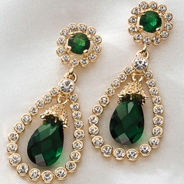 Empress Josephine - Earrings