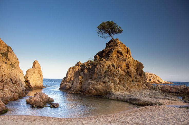 Playa de la Mar Menuda, Girona