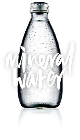 Iconic CAPI Sparkling bottle