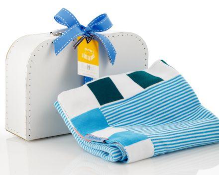 Baby Blanket Summer Kit (Boy) - The It Kit