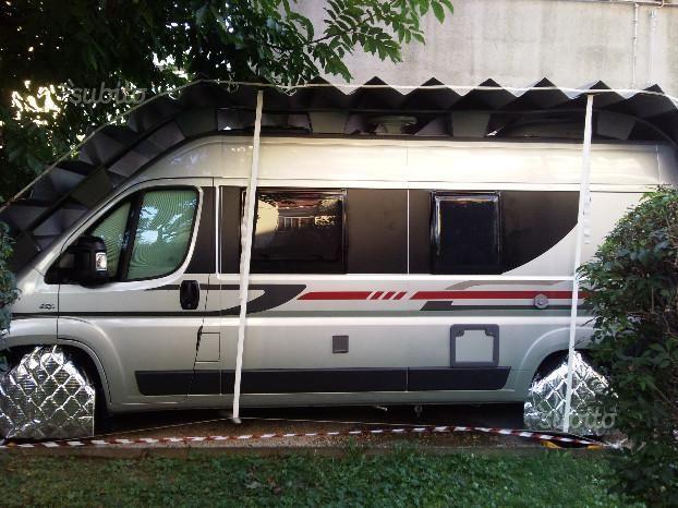 Oltre 1000 idee su tettoia su pinterest ripari per for Tettoia per camper