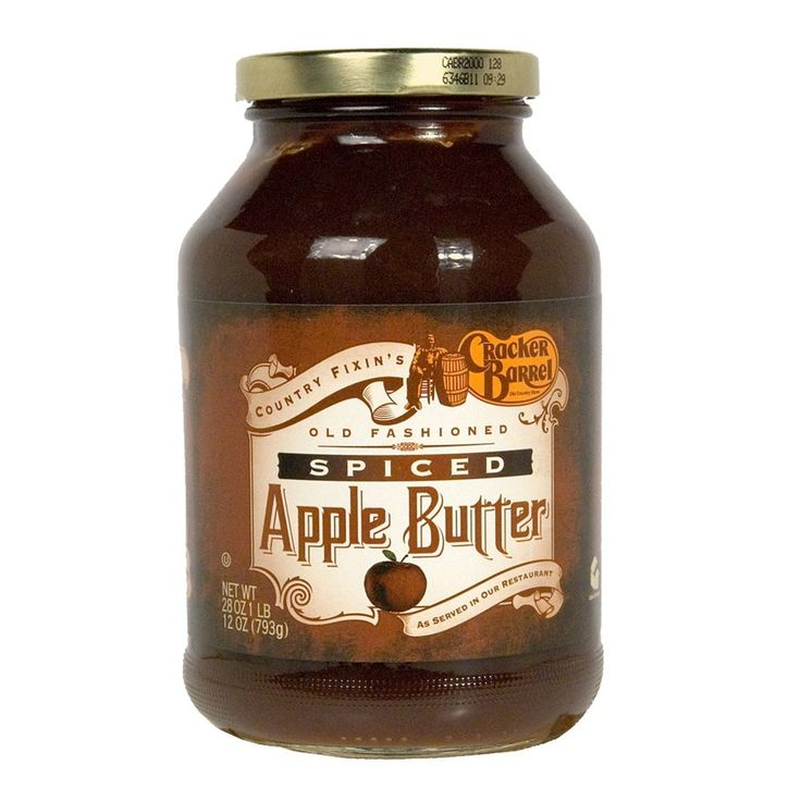 Spiced Apple Butter | Food Candy | Grocery | Condiments | Cracker Barrel Old…