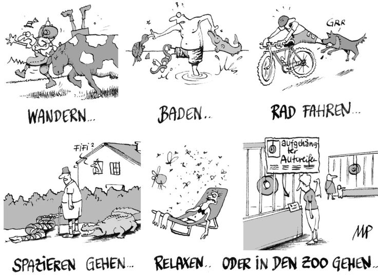 #Pammesberger: Urlaubsaktivitäten mit - und ohne Tieren (05.08.2014)
