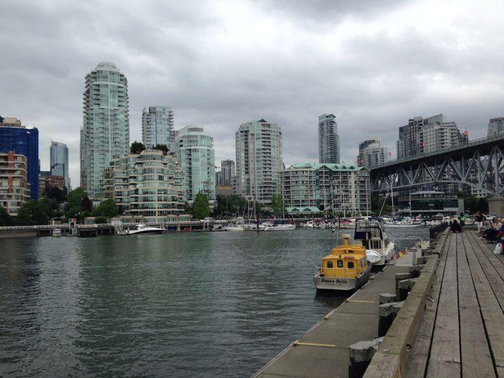 Granville island - Vancouver BC