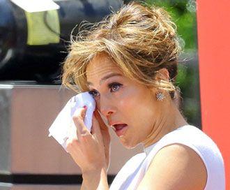 JLo: Δάκρυσε στην απονομή για το αστέρι της