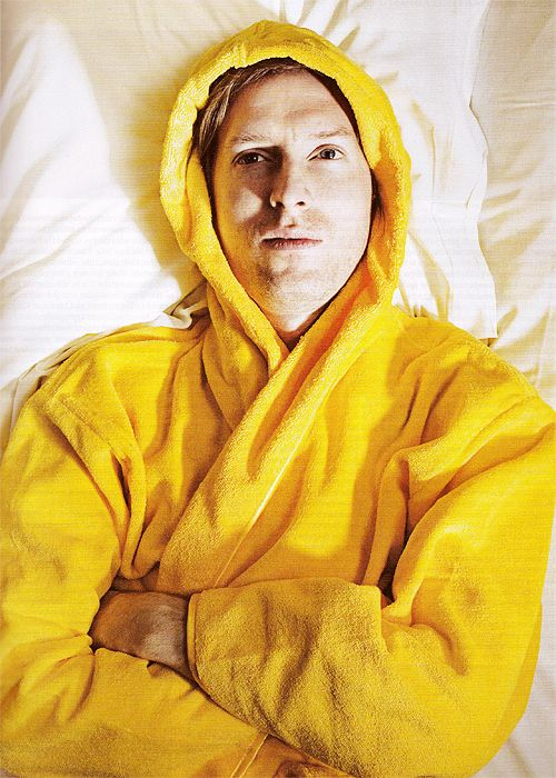 Wes Anderson in Sight and Sound Magazine, 2012.