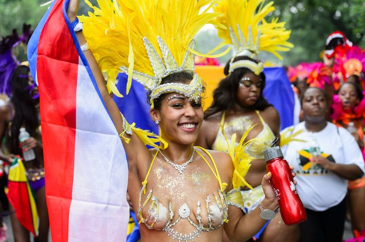 Every Labor Day, the West Indian–American Day Carnival celebrates Caribbean culture and heritage in New York