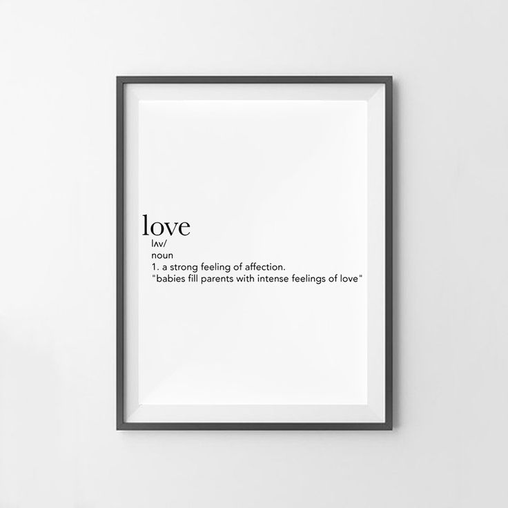 """Definition Of Love"" wall art print. This print comes with 4 different sizes to download. 5x7 JPG, 8X10 JPG, 11X14 JPG, 16x20 JPG. THIS IS A DIGITAL DOWNLOAD FILE ONLY. Enter code ""25OFF"" when you buy 2 or more prints to save 25% off your entire order! https://www.etsy.com/au/listing/501172138/definition-of-love-print-love-print?ref=related-7"