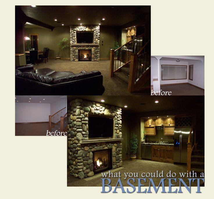Dream basement!!!!