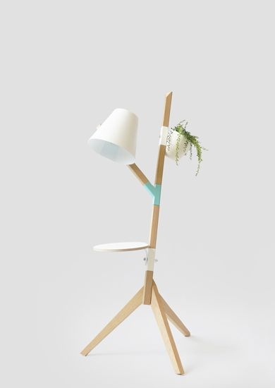 the branch-out is a multifunctional piece of furniture, that fulfills many needs. each function is represented by a separate accessory, which can be placed at many position on the branches. more pieces can simply be added by adding branches, just like a growing tree. never get boring on a piece of furniture, just change if to your needs. #homedecor #furniture