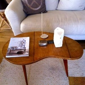 33 best images about deco table basse on pinterest for Table basse haricot
