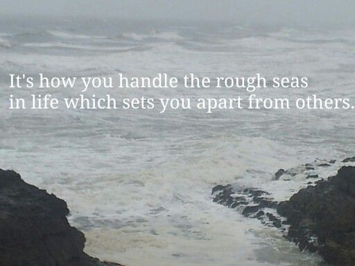 quotes about waves and life