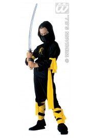 Ninja Kostümü, Erkek Çocuk Kostümleri, Ülke Kostümleri,Erkek Çocuk Ülke Kostümleri,