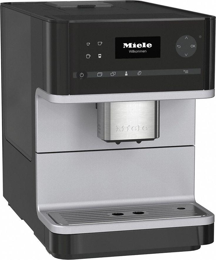 CM 6110 - Wolno stojący ekspres do kawy z funkcją OneTouch for Two dla pełnej przyjemności picia kawy.--