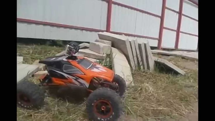 Exceed Mad Torque Rock Crawler Review