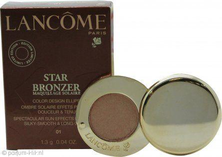 Lancome Star Bronzer Oogschaduw 1.3g - Strass Bronzer 01