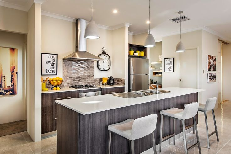 Homebuyers Centre WA - Aspire Display Kitchen