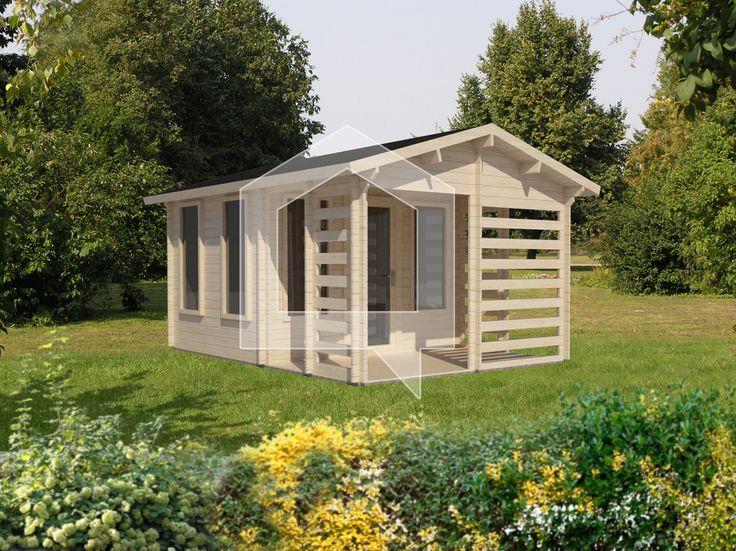 Dārza mājiņa ar terasi Vālodze 10+7 m2; Cena - € 2.899; Tā ir moderna un Rietumu valstīs ļoti populārā dizaina modelis, par kuru Jums nenāksies dārgi maksāt. Lieli logi un stilīgs priekšnams ļaus baudīt komfortu.