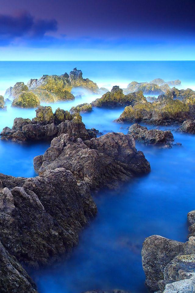 ✮ Porto Moniz, Island of Madeira, Portugal