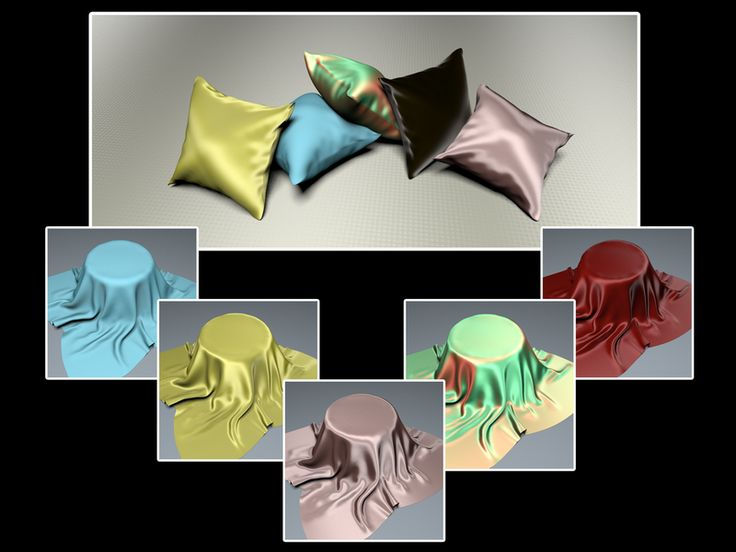 A Practical Microcylinder Appearance Model for Cloth Rendering