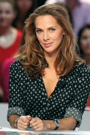 Mélissa Theuriau (born: July 18, 1978, Échirolles, France) is a French journalist and news anchor. She is a news anchor for M6.