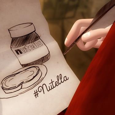 Il desiderio di Babbo #NutellaForBabbo
