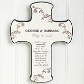 Loving Couple Personalized Garden Stone - Wedding Gifts - Wedding Gifts