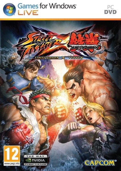 STREET FIGHTER X TEKKEN Pc Game Free download full version