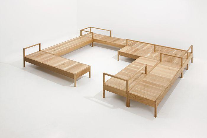 Low Bench Series, Bahk Jong Sun (Gallery Seomi) © Gallery Seomi