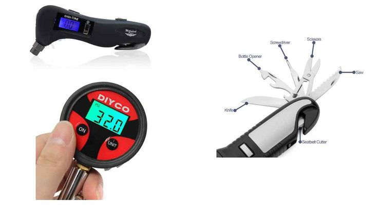 Top 5 Best Digital Tire Gauges Reviews 2016  Where to Buy Tire Pressure ...