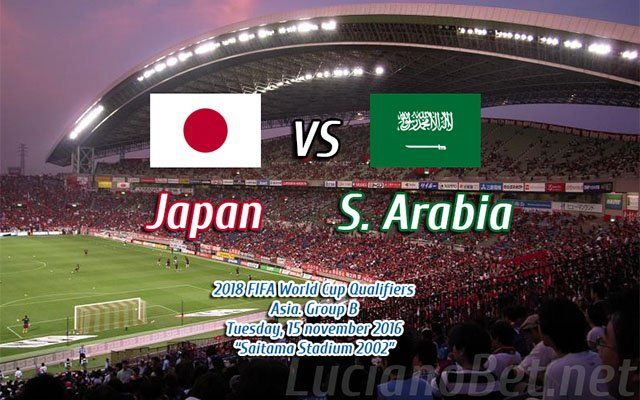 Where to find Japan vs. Saudi Arabia on US TV and streaming   If youre trying to find out how you can watch Japan vs. Saudi Arabia youve come to the right place.  In this important World Cup qualifier Japan can go level on points in Group B with leaders Saudi Arabia if Japan can win the match. However if Japan lose the Japanese team will be six points behind Saudi Arabia which could mean that Japan coach Vahid Halilhodzic will lose his job.  Here are all of the details of where you can watch…