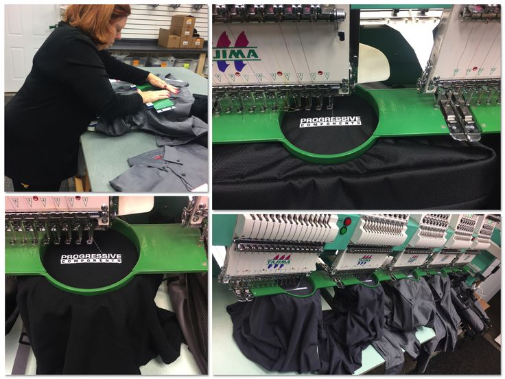 We offer custom, in-house embroidery & heat transfer for most items we sell  on our website. From apparel to swimwear, we can customize your items with  logos ...