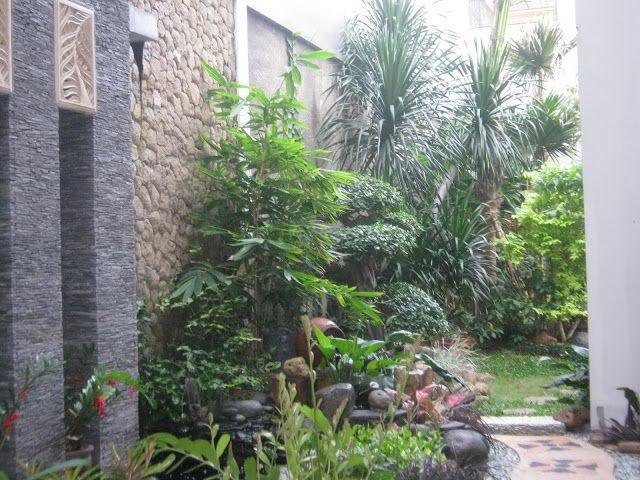 Jasa Tukang taman lamongan desain taman lamongan profesional Untuk mencari jasa pembuatan taman kolam tebing karpot minimalis di lamong...