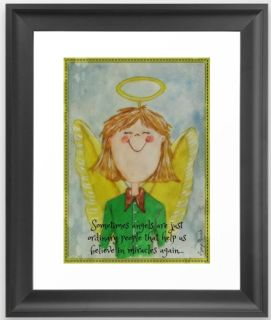 Sun Art Sales Blog: Sometimes angels are just ordinary people