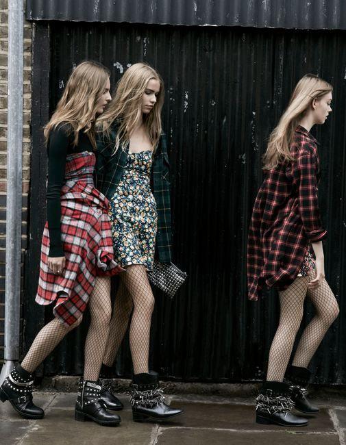 Rock N Roll Style ☆ Zara Trf Fall Winter 2013 2014 Ad
